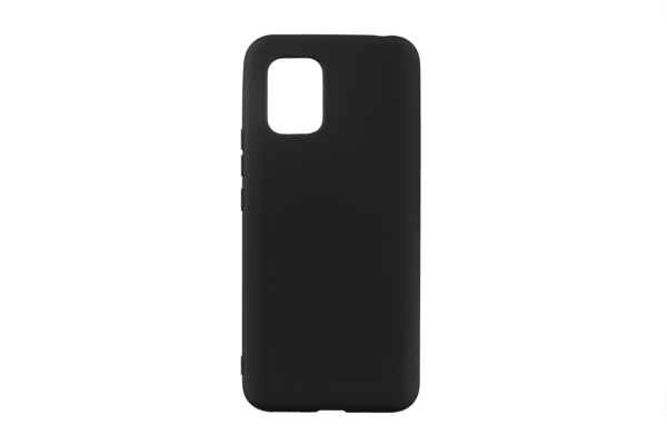 Чохол 2Е Basic для Xiaomi Mi 10 Lite, Soft feeling, Black