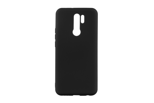 Чохол 2Е Basic для Xiaomi Redmi 9, Soft feeling, Black