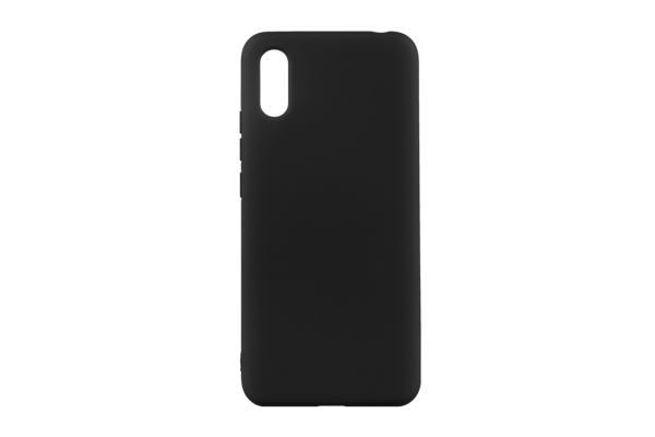 Чохол 2Е Basic для Xiaomi Redmi 9A, Soft feeling, Black