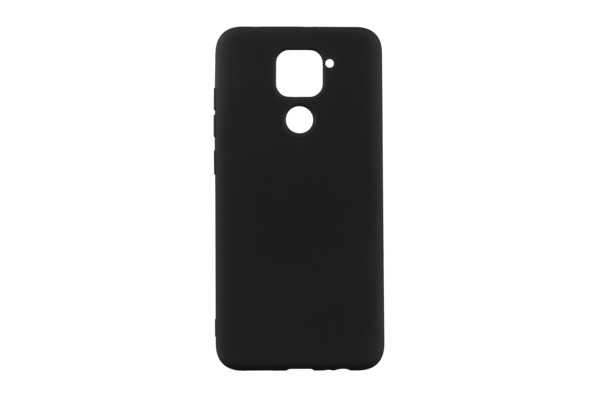 Чохол 2Е Basic для Xiaomi Redmi Note 9, Soft feeling, Black