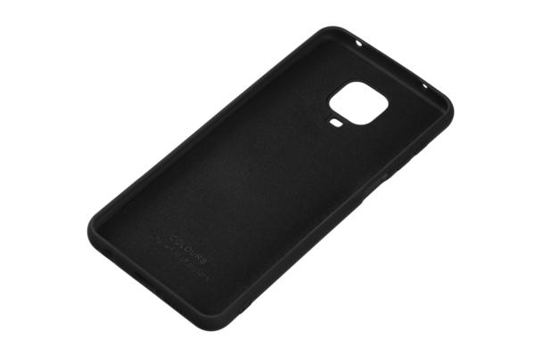 Чохол 2Е Basic для Xiaomi Redmi Note 9 Pro, Soft feeling, Black