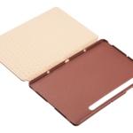 Чохол 2Е Basic для Samsung Galaxy Tab S7(T870/875), Retro, Brown