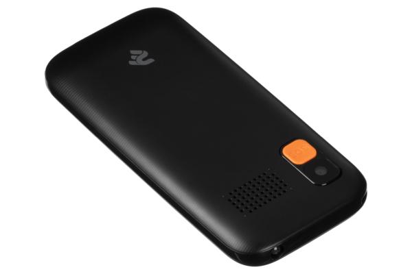 Мобільний телефон 2E T180 2020 Dual SIM Black
