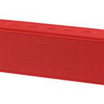 Акустична система 2E SoundXBlock TWS, MP3, Wireless, Waterproof Red