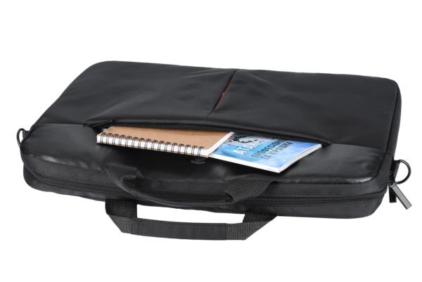Сумка для ноутбука 2E Officeman 17″, Black