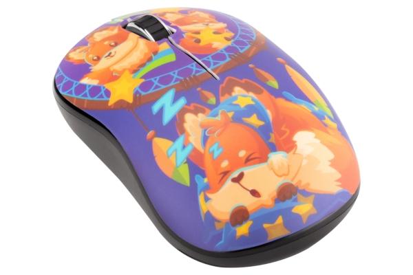 Миша 2Е MF209 WL Fox