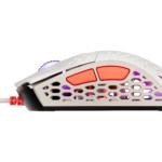 Миша ігрова 2E Gaming HyperSpeed Pro, Retro White