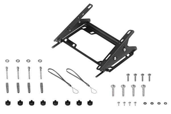 Кріплення з кутом нахилу для ТВ 19-43″ 2E N228