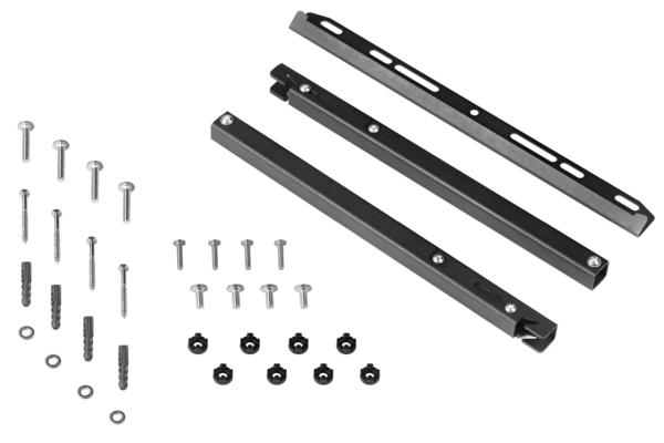 Кріплення з кутом нахилу для ТВ 32-65″ 2E N449