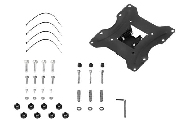 Поворотне кріплення для ТВ 19-43″ 2E T225