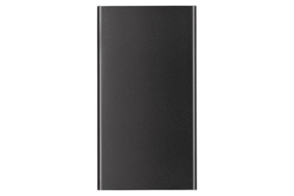Power Bank 2Е 5000 мАг Metal surface Black