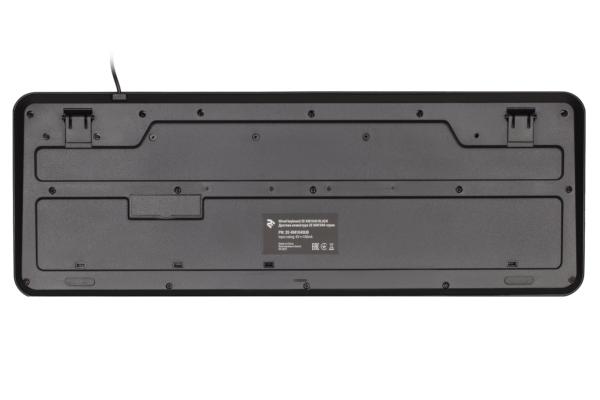 Клавіатура 2E KM1040 USB Black
