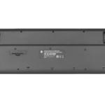 Клавіатура 2E KS220 WL Black