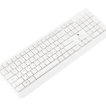 Клавіатура 2E KS220 WL White