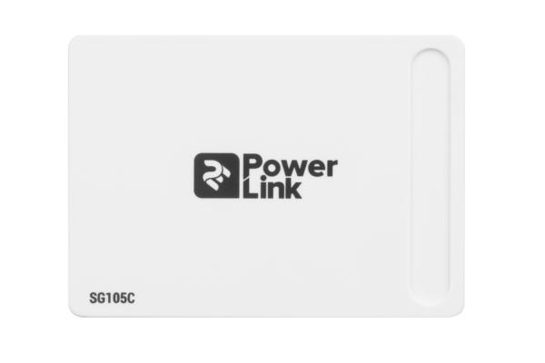 Комутатор 2E PowerLink SG105C 5xGE, некерований