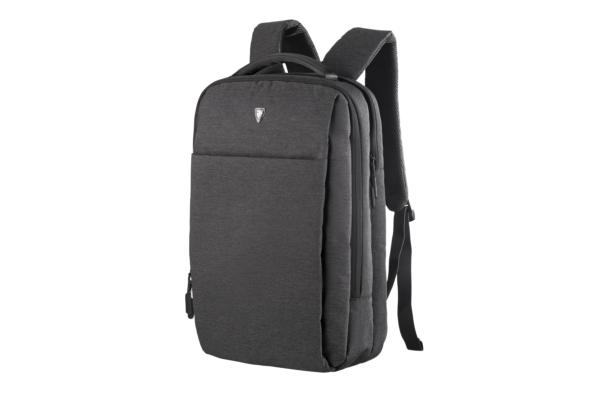 Рюкзак для ноутбука 2E-BPN9266BK, Melange 16″, Black